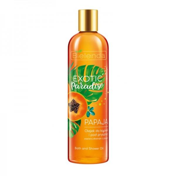 Bielenda - Exotic Paradise Shower & Bath Oil Papaya