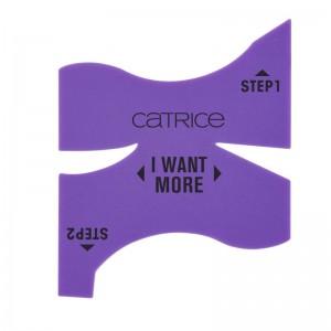 Catrice - Eyeliner Schablone - Eyeliner Designer 010