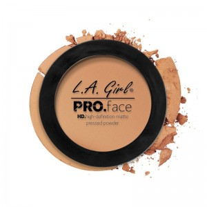 L.A. Girl - Puder - Pro Face - Matte Powder - Warm Honey