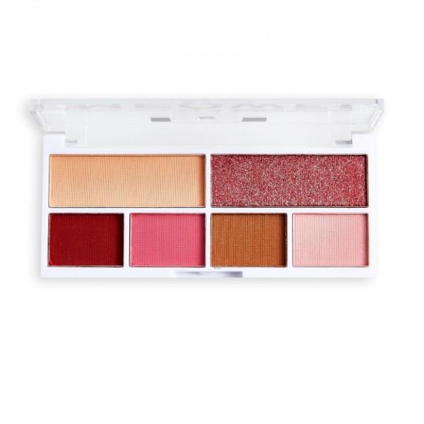Revolution Relove - Lidschattenpalette - Colour Play Shadow Palette - Empower