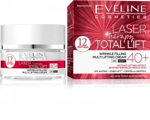 Eveline Cosmetics - Laser Therapy Total Lift Day And Night Cream 40+ 50Ml
