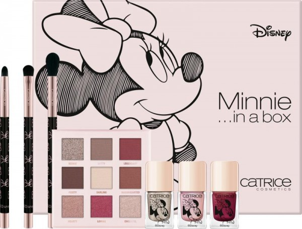 Catrice - Make Up Set - Online Exclusives - Minnie ...in a box