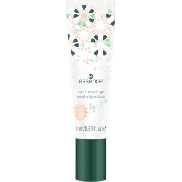 essence - Primer per ombretto - super coverage eyeshadow base by Merve - 01 Create Your Canvas