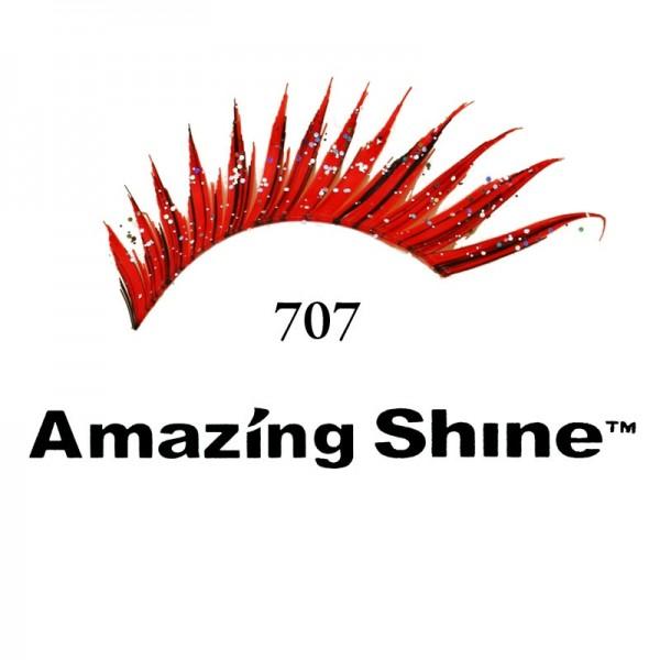 Amazing Shine - False Eyelashes - Wimpern - Fashion Lash - Nr. 707