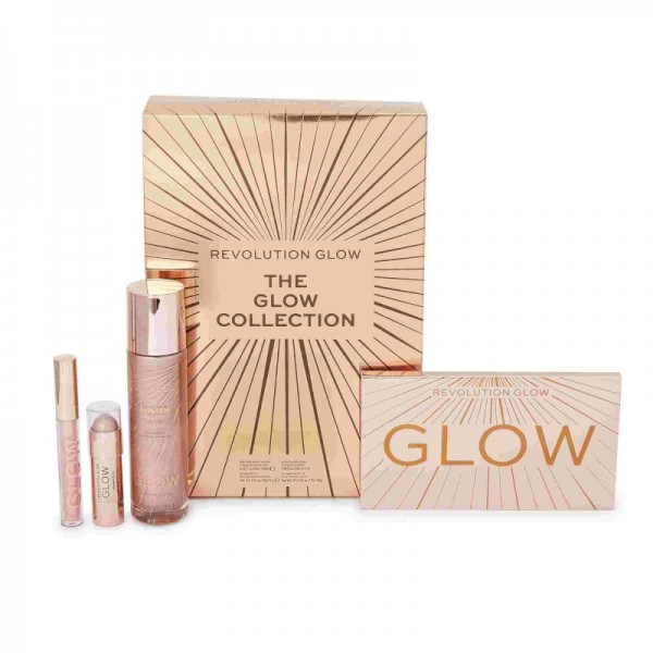 Revolution - Geschenkset - The Glow Collection