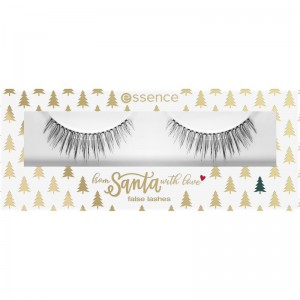essence - from Santa with love false lashes 01 all the jingle ladies