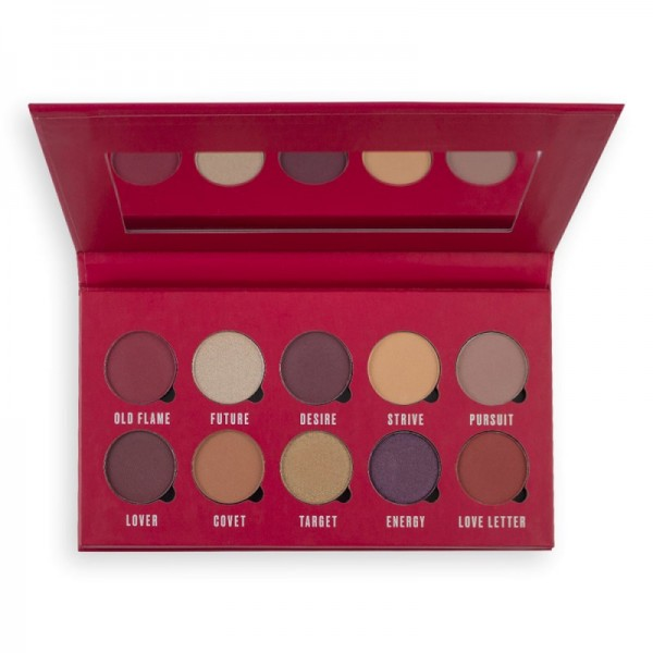 Makeup Obsession - Lidschattenpalette - Be Passionate About Eyeshadow Palette