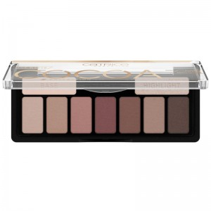 Catrice - Lidschattenpalette - The Matte Cocoa Collection Eyeshadow Palette - 010 Chocolate Lover