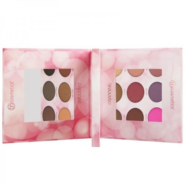 BH Cosmetics - Lidschattenpalette - Shaaanxo The Remix 18 Color Shadow Palette