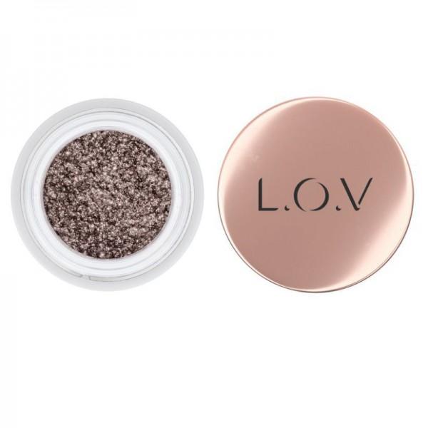L.O.V - Lidschatten - THE GALAXY Eyeshadow & Liner 550 Platinum Radiance