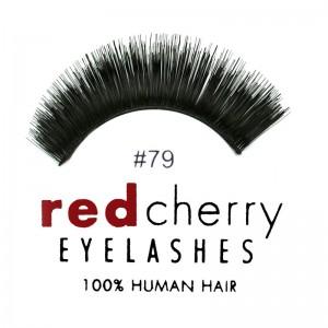 Red Cherry - Falsche Wimpern Nr. 79 Jewels - Echthaar