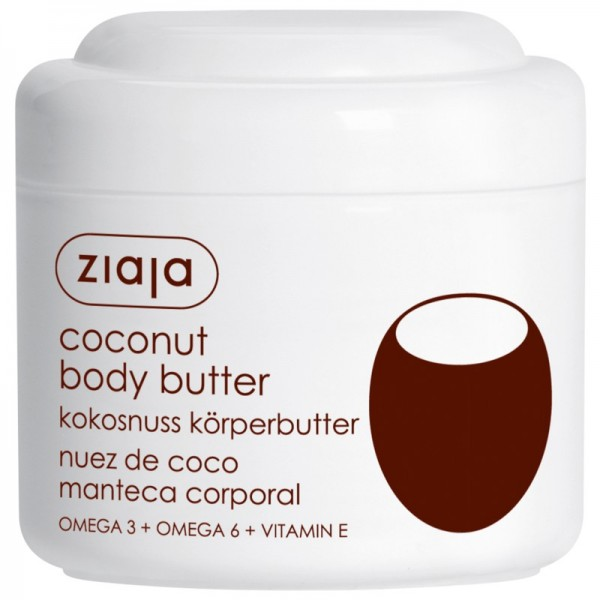 Ziaja - Coconut Body Butter