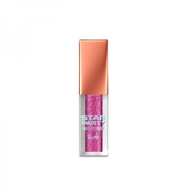 RUDE Cosmetics - Flüssiger Lidschatten - Liquid Eyeshadow - She s A Star