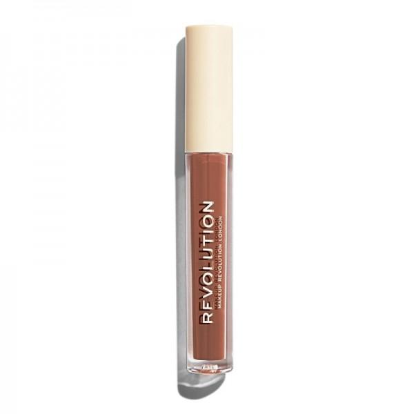 Makeup Revolution - Liquid Lipstick - Nudes Collection Matte - On Display