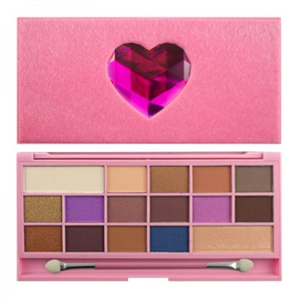 I Heart Makeup - Lidschattenpalette - Unicorn Love Palette