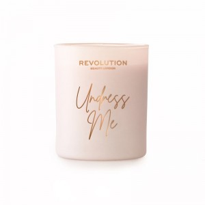 Revolution - Undress Me Scented Candle