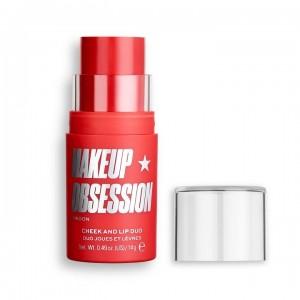 Makeup Obsession - Wangen- und Lippenfarbe - Cheek & Lip Tint - Lovestruck