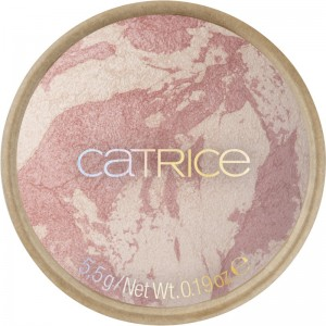 Catrice - Pure Simplicity Baked Blush - C02 Naked Petals