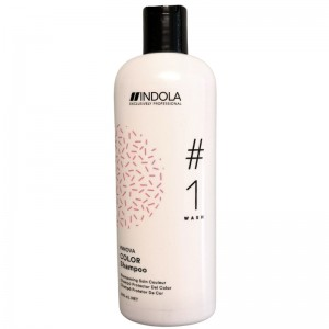 Indola - Haarshampoo - Innova Color Shampoo - 300ml