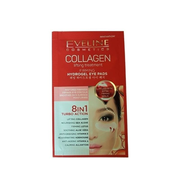 Eveline Cosmetics - Augenpads - Collagen Hydrogel Eye Pads