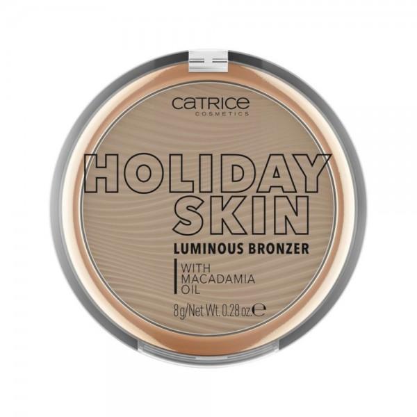 Catrice - Bronzer - Holiday Skin Luminous Bronzer - 010 Summer In The City