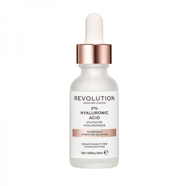 Revolution - Skincare Plumping and Hydrating Serum - 2% Hyaluronic Acid
