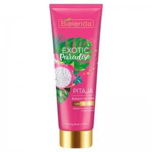 Bielenda - Bodylotion - Exotic Paradise Firming Body Lotion Pitaja