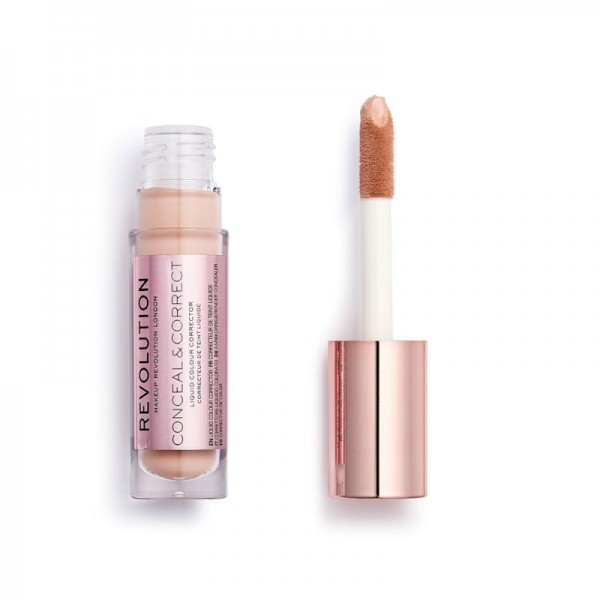 Revolution - Concealer - Conceal and Correct Concealer Peach