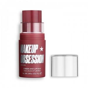 Makeup Obsession - Wangen- und Lippenfarbe - Cheek & Lip Tint - Real