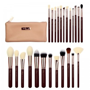 lenibrush - Brush Set - Full Collection Set - Midnight Plum Edition