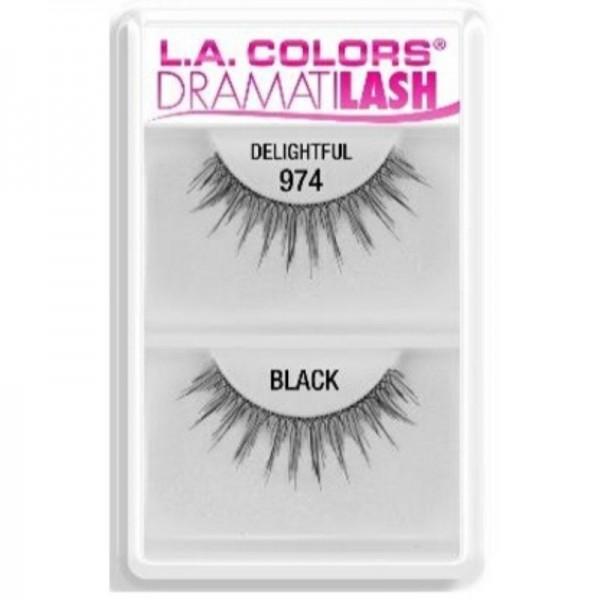 LA Colors - Dramatilash Eyelashes - Delightful
