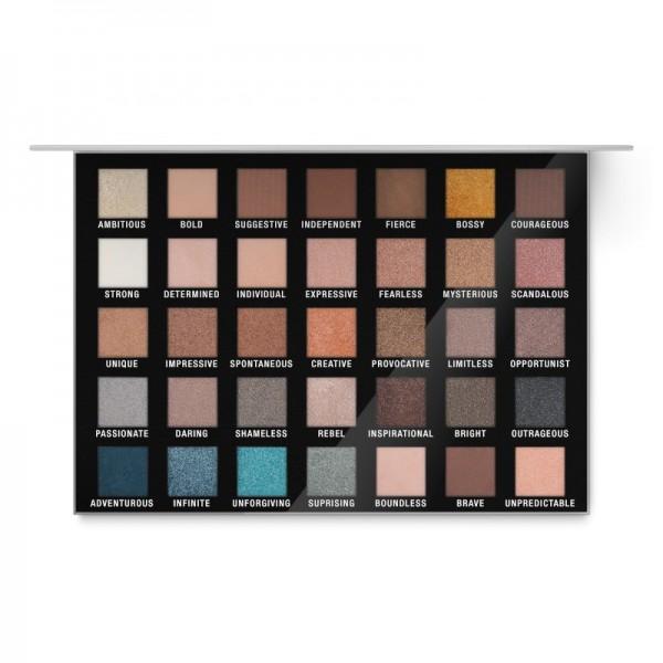 L.O.V - Lidschattenpalette - DARE TO DARE! eyeshadow palette