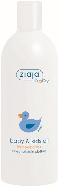 Ziaja - Babyöl - Baby & Kids Oil - Newborns and older