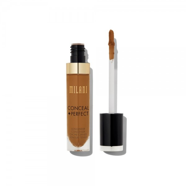 Milani - Correttore - Conceal + Perfect Longwear Concealer - 170 Warm Almond