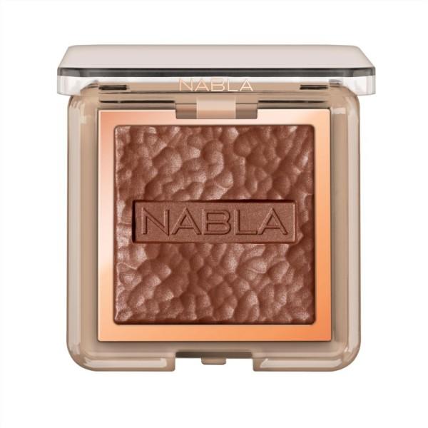 Nabla - Bronzer - Miami Lights Collection - Skin Bronzing - Profile
