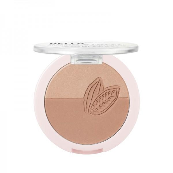 essence - Bronzatore - Hello, good stuff! Matte & Glow Bronzer - 20 Cocoa-kissed