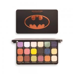 Revolution - Lidschattenpalette - x Batman This City Needs Me Forever Flawless palette