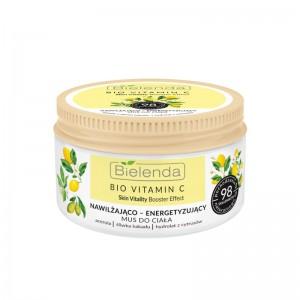 Bielenda - Bodylotion - Bio Vitamin C Moisturizing and Energizing Body Mousse