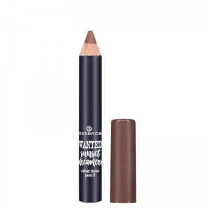 essence - Eyebrow Pencil - wanted: sunset dreamers - velvet brow pencil - 01 sunshine on my mind