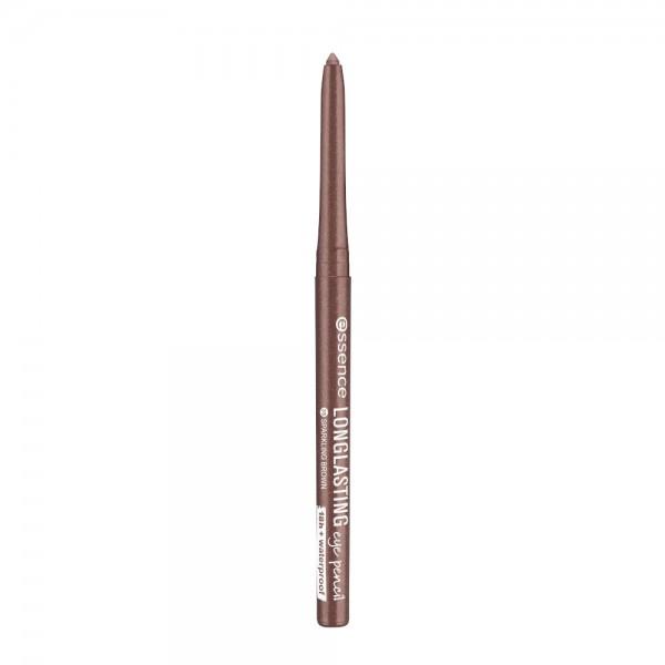 essence - Eyeliner - LONG-LASTING eye pencil - 35 sparkling brown
