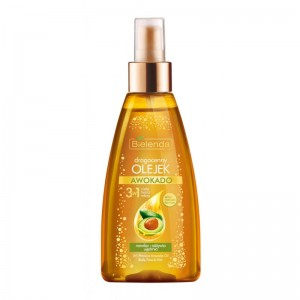 Bielenda - Hautpflegeöl - 3In1 Precious Avocado Oil - Face/Body/Hair