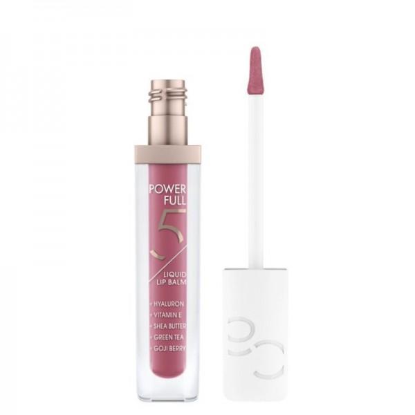 Catrice - Lipgloss - Powerfull 5 Liquid Lip Balm - 050 Fresh Acai Berry