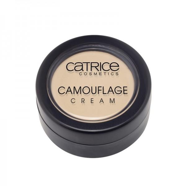 Catrice - Camouflage Cream - Ivory 010