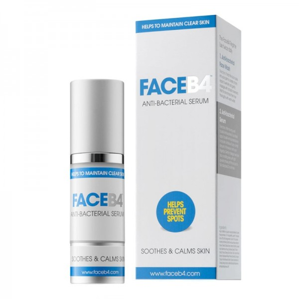 Makeup Revolution - Gesichtspflege - FaceB4 - Anti-bacterial Serum