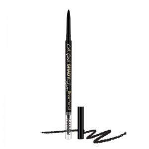 L.A. Girl - Augenbrauenstift - Shady Slim Pencil - Black