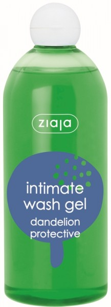 Ziaja - Intimate Wash Gel 500 ml - Protective - Dandelion