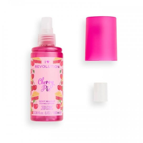 I Heart Revolution - Fixing Spray - Dewy Fixing Spray - Cherry Pie