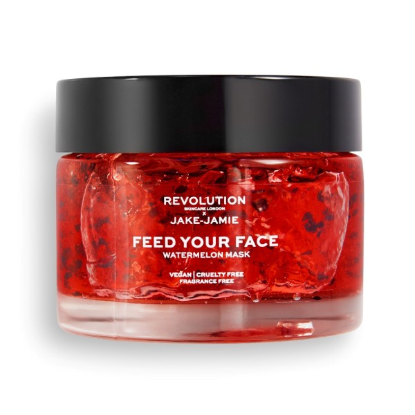 Revolution - Skincare - x Jake Jamie Watermelon Face Mask Unfragranced