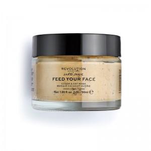 Revolution - Gesichtsmaske - Skincare x Jake – Jamie Cocoa & Oat Moisturising Face Mask