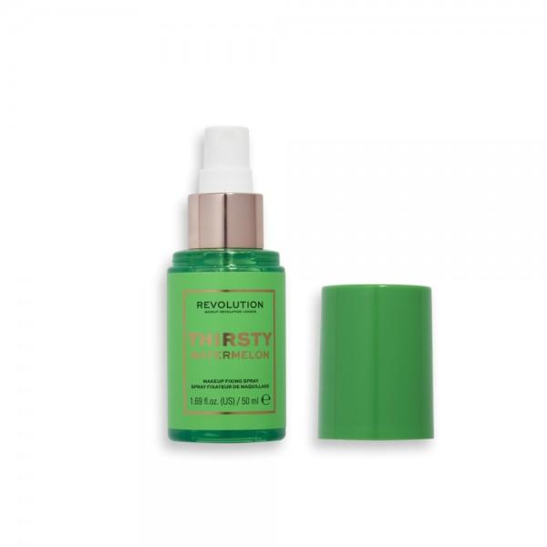 Revolution - Fixierspray - Neon Heat Thirsty Watermelon Makeup Fixing Spray